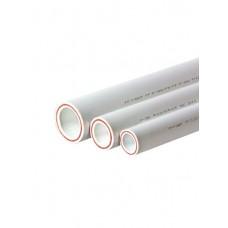 Труба  40 PN 25 (армир. стекловолокном) PP-R