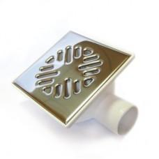 50 трап косой 15х15 с металл. решеткой