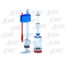 WC4550 Набор с нижн подв шток пластик эконом