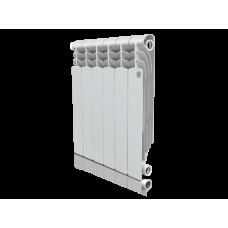 89556 ROMMER Optima 500 4 секций радиатор алюминиевый (RAL9016)