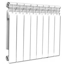 Радиатор алюминиевый GLORIA  80/500  8 секций