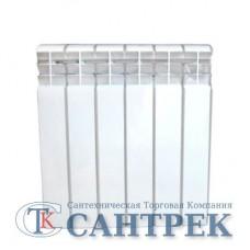 Радиатор алюминиевый СТК  80 х 500  6 секций