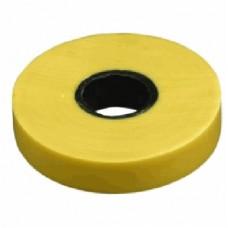 Изолента ПВХ жёлтая