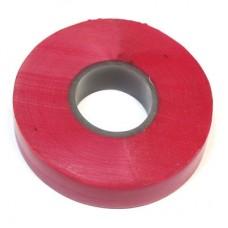 Изолента ПВХ красная  ЕРМАК (672-005)