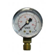 3006N0002V SMT- манометр 6 бар вертикальный 1/4 штуцер
