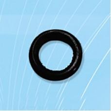Кольцо гибкой подводки резин. D 6мм.