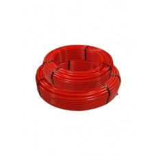Труба из сшитого полиэтилена PERT BioPipe Standart 16*2,0; 0,8 МПа, 80С (200м, красная)