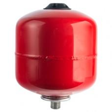 STH-0004-000008 STOUT Расширительный бак на отопление 8 л. (цвет красный