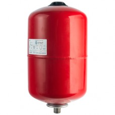 STH-0004-000012 STOUT Расширительный бак на отопление 12 л. (цвет красный)
