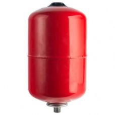 STH-0004-000018 STOUT Расширительный бак на отопление 18 л. (цвет красный)