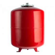 STH-0005-000100 STOUT Расширительный бак на отопление 100 л. (цвет красный)