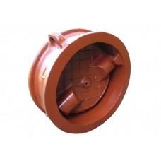 Клапан обратный чугун 19Ч21БР Ф200