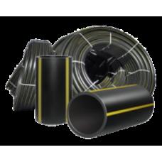 Труба ПЭ100 SDR11 (16 атм) д. 63/5,8 мм ГАЗ