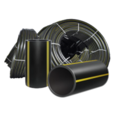 Труба ПЭ100 SDR11 (16 атм) д. 90/8,2 мм ГАЗ