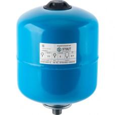 STW-0001-000008 STOUT Расширительный бак, гидроаккумулятор 8 л. вертикальный (цвет синий)