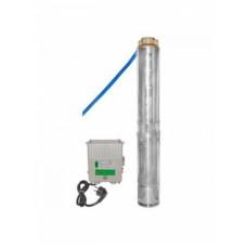 TAIFU 4STM2-5 глубинный погр насос (1 1/4, 370 Вт, 65 л/мин, макс. глубина всасывания 34м)