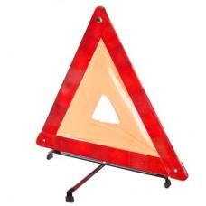 Знак аварийной остановки, цветной, пластик бокс, 42х42см, TR111-1 (780-009)