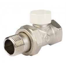 SVL 1176 000015 STOUT Клапан запорно-балансировочный, прямой 1/2