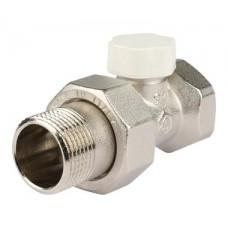 SVL 1176 000020 STOUT Клапан запорно-балансировочный, прямой 3/4