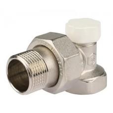 SVL 1156 000020 STOUT Клапан запорно-балансировочный, угловой 3/4