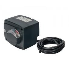 SVM-0005-230016 STOUT Сервопривод для смесительных клапанов, ход 90°, для пропорциональной регулиров