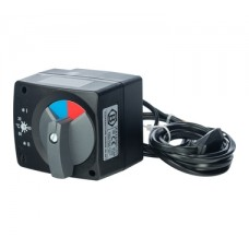 SVM-0005-230017 STOUT Сервопривод для смесительных клапанов с датчиком для фиксированной регулировки