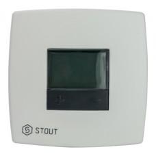 STE-0001-000002 STOUT Термостат комнатный электронный BELUX DIGITAL