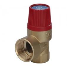 SVS-0001-002515 STOUT Клапан предохранительный 25 x 1/2