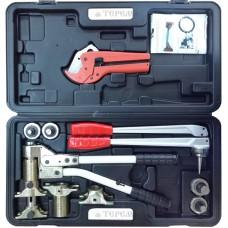 PEXcase PEXcase Универсальный комплект механического инструмента для труб PEX и аксиальных фитингов