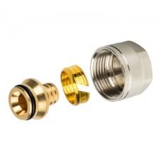 SFC-0020-001620 STOUT Фитинг компрессионный для труб PEX 16х2,0х3/4