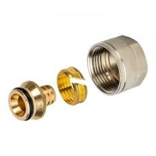 SFC-0020-001622 STOUT Фитинг компрессионный для труб PEX 16х2,2х3/4