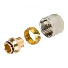 SFC-0020-002020 STOUT Фитинг компрессионный для труб PEX 20х2,0х3/4