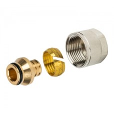 SFC-0020-002028 STOUT Фитинг компрессионный для труб PEX 20х2,8х3/4