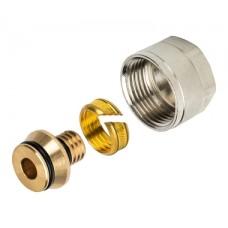 SFC-0021-001620 STOUT Фитинг компрессионный для труб PEX-AL-PEX 16х2,0х3/4