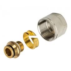 SFC-0021-002020 STOUT Фитинг компрессионный для труб PEX-AL-PEX 20х2,0х3/4