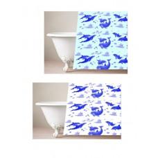 Занавес д/ванной 180х180
