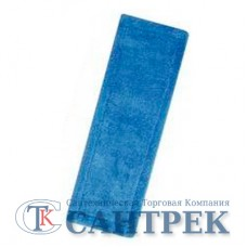 Губка ZALEL RF-S04, к швабре P-212, микрофибра (голубая)