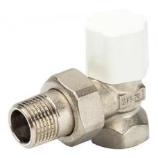 10062100 Luxor tekna DS 22 1/2'' клапан угловой для стальных труб