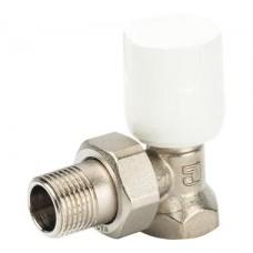11022100 Luxor easy RS 102 1/2'' кран регулирующий угловой для стальных труб