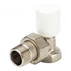 11022700 Luxor easy RS 102 3/4'' кран регулирующий угловой для стальных труб
