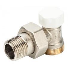 11162100 (67162100) Luxor easy DS 132 1/2'' клапан угловой для пластиковых труб