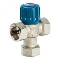 10017421(05.59.225)(6311C1) Watts Термостатический смеситель 1'' BH AQUAMIX (25-50*C)