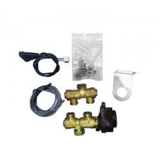 0020015570 PROTHERM Комплект трёхходового клапана (подходит для электрических котлов Vaillant)
