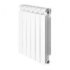 Global STYLE EXTRA 350 14 секций радиатор биметаллический боковое подключение (белый RAL 9010)