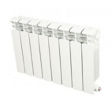 RIFAR BASE 350 4 секции радиатор биметаллический боковое подключение (белый RAL 9016)