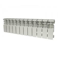 ROMMER Plus 200 12 секций радиатор алюминиевый (RAL9016)