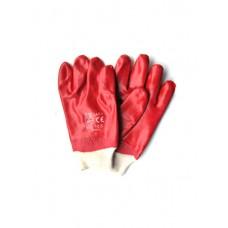 Перчатки БМС красные узкие