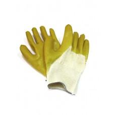 Перчатки вязанные х/б с ЛАТЕКСНЫМ покрытием