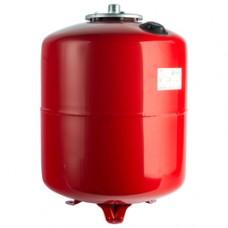 STH-0006-000024 STOUT Расширительный бак на отопление 24 л. (цвет красный)