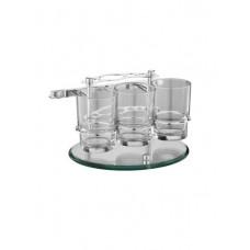 106-1L Полка со стаканами